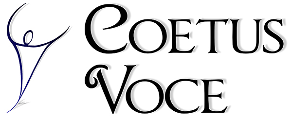 coetus voce  u2013 ensemble vocal